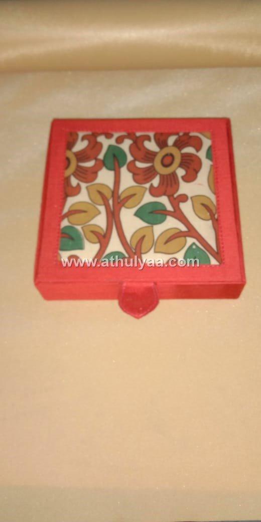 Kalamkari Jewel box