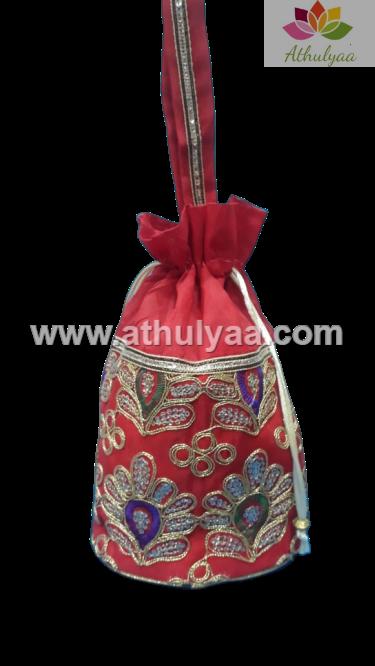 Return gift potli bag