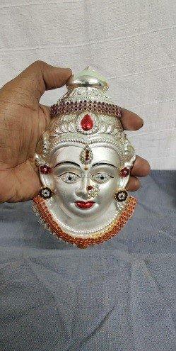 Varalakshmi amman face