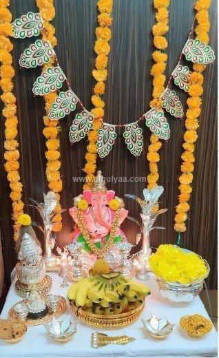 ganesh chathurthi complete set