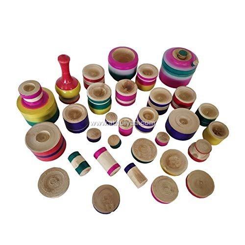 Wooden kitchen toy set india