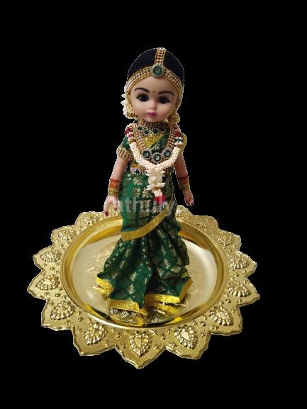 Baby shower seemantham doll