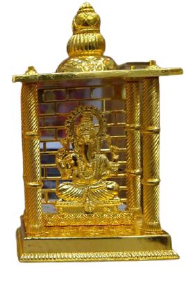 Ganesh Idol in Mandir
